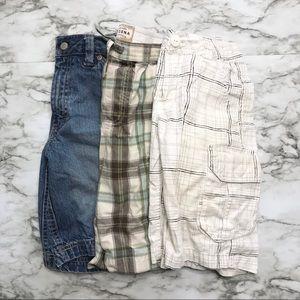 Bundle little boy shorts
